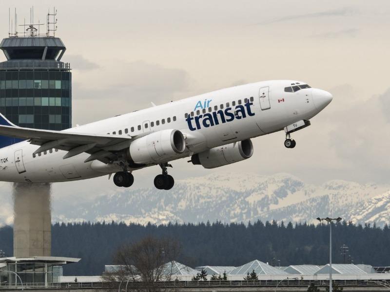 Air Transat faz acordo com os federais e terá empréstimo de $700 milhões