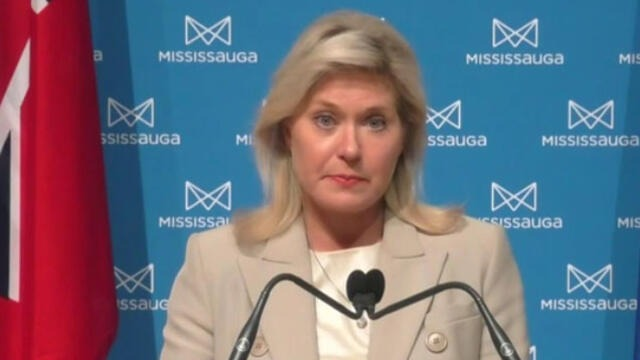 Prefeita de Mississauga pede que a região possa alterar elegíveis para a vacina