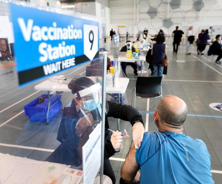 Clínicas de vacinação instantânea Covid-19 funcionando em toda a GTA nesta sexta-feira