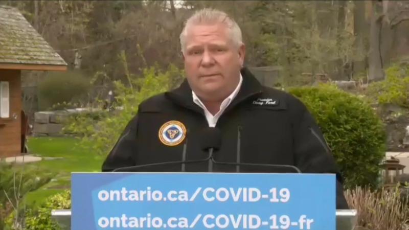 40% dos adultos de Ontário recebem a primeira dose da vacina nesta sexta-feira