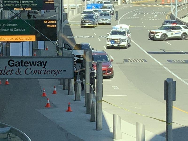 Tiroteio deixa um morto dentro do Aeroporto Internacional de Vancouver