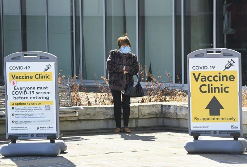 Ontário abre a vacina Covid-19 para qualquer pessoa com mais de 40 anos a partir desta quinta-feira