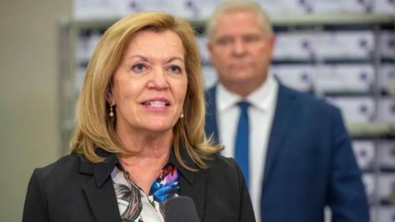 """Plano de reabertura de Ontário será divulgado """"em breve"""", afirma ministra da saúde"""