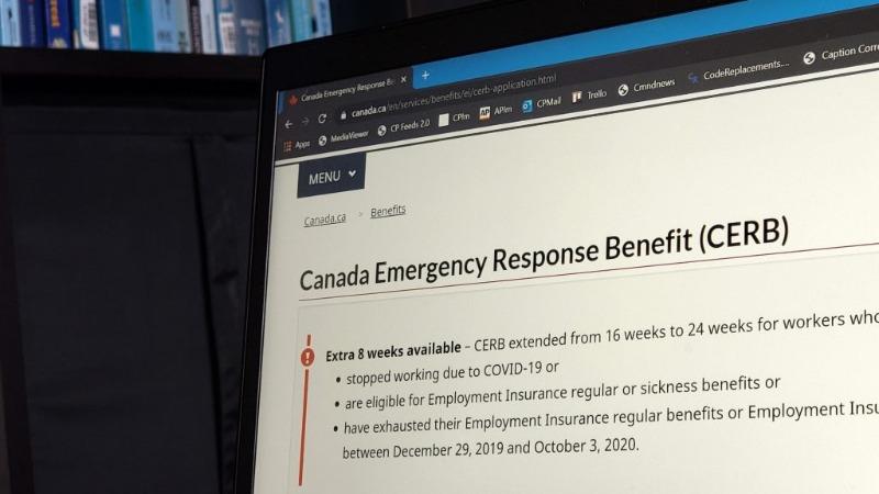 ATUALIZAÇÃO: Governo Trudeau estenderá o Benefício de Recuperação do Canadá