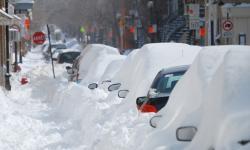 Nevasca em Montreal