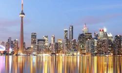 Toronto exibi sua grandeza