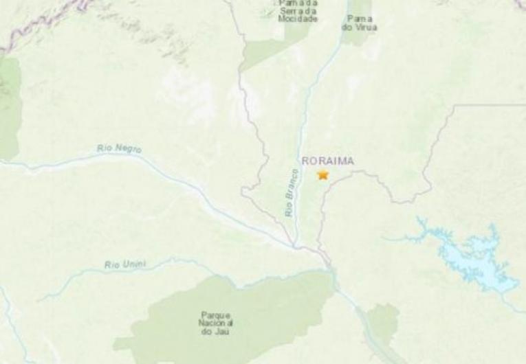Terremoto atinge região Norte do Brasil com magnitude 4,7