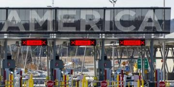 Restrições das fronteira entre Canadá e EUA foram estendidas até pelo menos 21 de julho