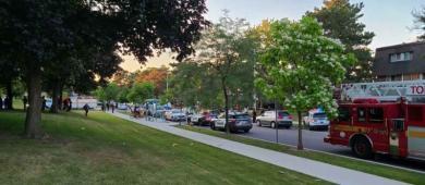 Tiros em festa de aniversário de Toronto deixam três crianças e um homem ferido