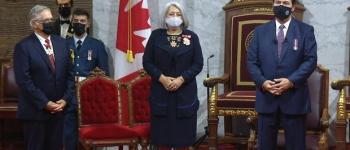 Mary Simon tem 'aquele toque especial', diz  sua irmã de Québec