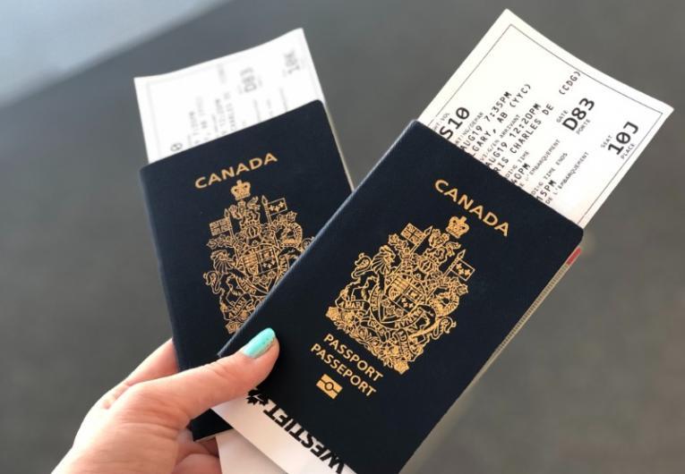 O Canadá não está entre os países isentos de quarentena para entrar na Inglaterra