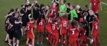 Canadá avança para a final do futebol feminino com vitória por 1 a 0 sobre os Estados Unidos