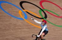 Kelsey Mitchell angaria mais um ouro para o Canadá na corrida de ciclismo feminino em pista