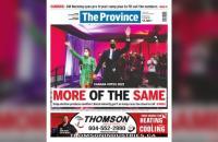 'Mais do mesmo': primeiras páginas dos jornais canadenses no dia seguinte à eleição