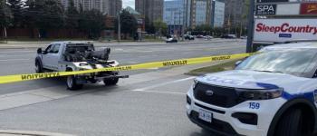 Mulher gravemente ferida após ser atropelada por veículo em Mississauga