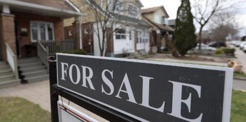 Vendas de casas na GTA aumentaram 362% desde abril do ano passado