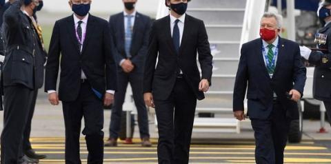 Trudeau discutirá política externa com líderes do G7 em reunião locada na Inglaterra