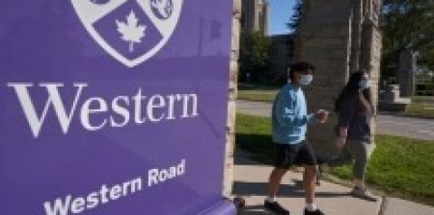 A Ministra das Faculdades e Universidades de Ontário fará anúncio em London