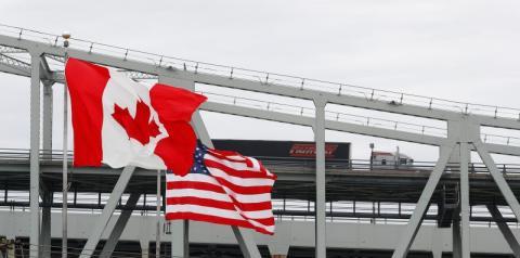 Fronteira com os EUA deve permanecer fechada até pelo menos 21 de agosto