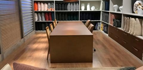 Objeto Casa lança novo showroom com artigos têxteis