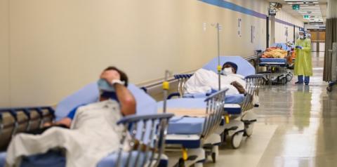 Mais uma vez, Ontário confirma quase 6.000 novas infecções Covid-19 em 2 dias