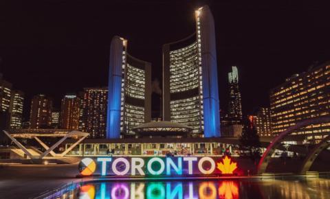Parabéns, Toronto por seus 187 anos de vida