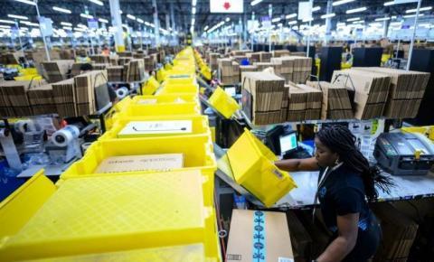 EMPREGO Amazon vai criar mais de 1.000 empregos com 5 novas instalações