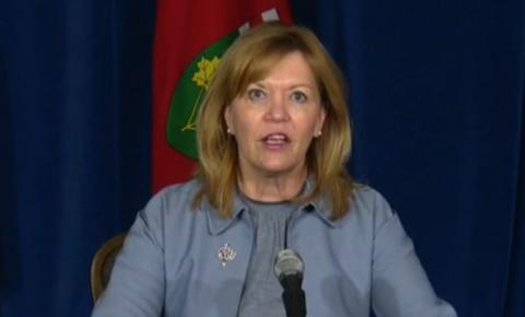 BREAKING: todos os adultos de Ontário serão elegíveis para vacina no próximo mês