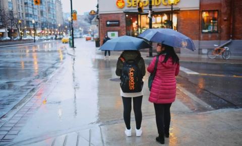 ALERTA: declaração meteorológica especial de ventos fortes emitida para toda Grande Toronto