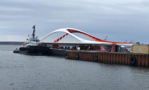 Nova ponte de Toronto chega em breve na cidade