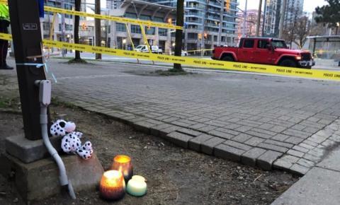 Criança de 5 anos morre atropelada por veículo em Mississauga