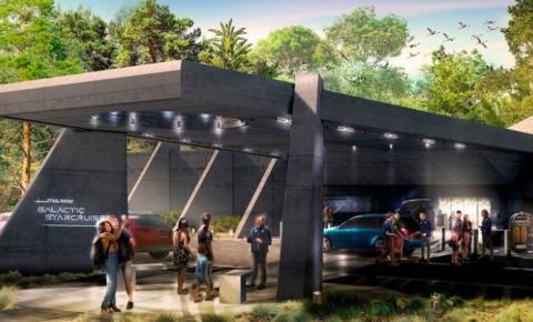 Walt Disney World planeja abrir hotel-atração de Star Wars com sabre de luz real da saga