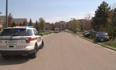 Motorista adolescente atropela e mata criança de 4 anos em Vaughan