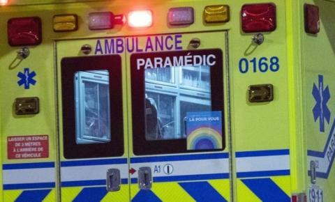 Mulher morre após ser atingida por um carro na região de Montérégie na província do Québec