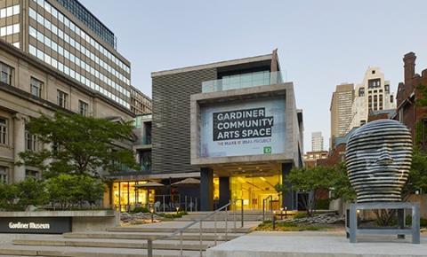 Museu em Toronto está abrindo exposições ao ar livre totalmente gratuitas