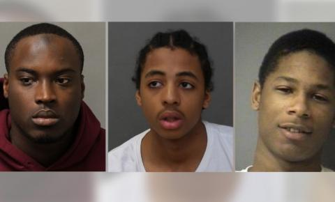 Três pessoas ligadas a um tiroteio foram presas em Toronto