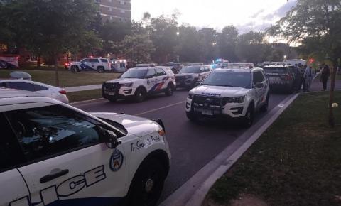 Criança de 5 anos continua em estado crítico após tiroteio em uma festa de aniversário