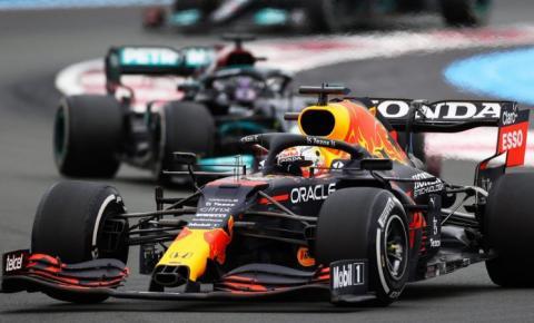 Voltando à Fórmula-1