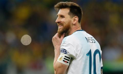 Copa América sem brilho