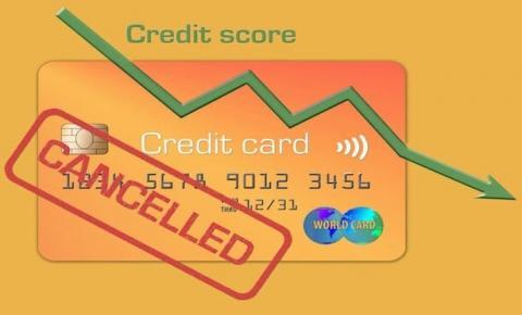 Cancelar cartões de crédito prejudica sua pontuação de crédito?