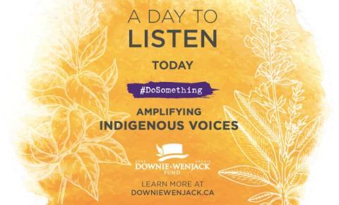 Um dia para ouvir: estações de rádio canadenses unem-se para amplificar as vozes indígenas