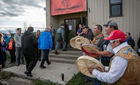 Sobreviventes de escolas residenciais do norte de B.C. exigiram durante décadas a demolição das instituições.