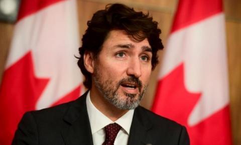 CANADÁ Trudeau diz que invasão ao capitólio foi incitada por Donald Trump