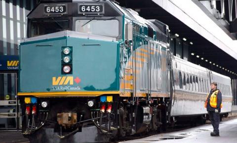 Liberais anunciam planos para novas linhas ferroviárias de 'alta frequência' de Toronto a Quebec City