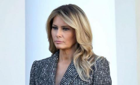 """MUNDO Melania Trump se diz """"decepcionada e desanimada"""" com a violência ocorrida no Capitólio"""