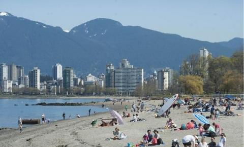 Clima em Vancouver: mais sol a caminho
