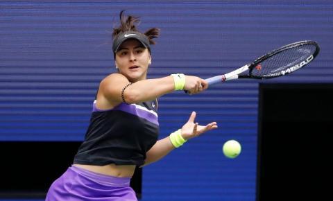 Bianca Andreescu desiste das Olimpíadas de Tóquio