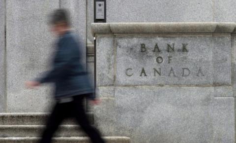 Banco do Canadá corta previsão de crescimento para 2021 e mantém taxa básica de juros