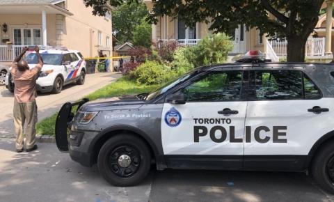 Polícia de Toronto investiga homicídio em North York