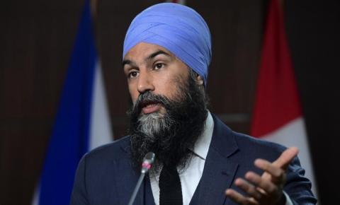 Jagmeet Singh diz que o New Democrats Party enfrentaria o déficit do Canadá taxando os 'ultra-ricos'